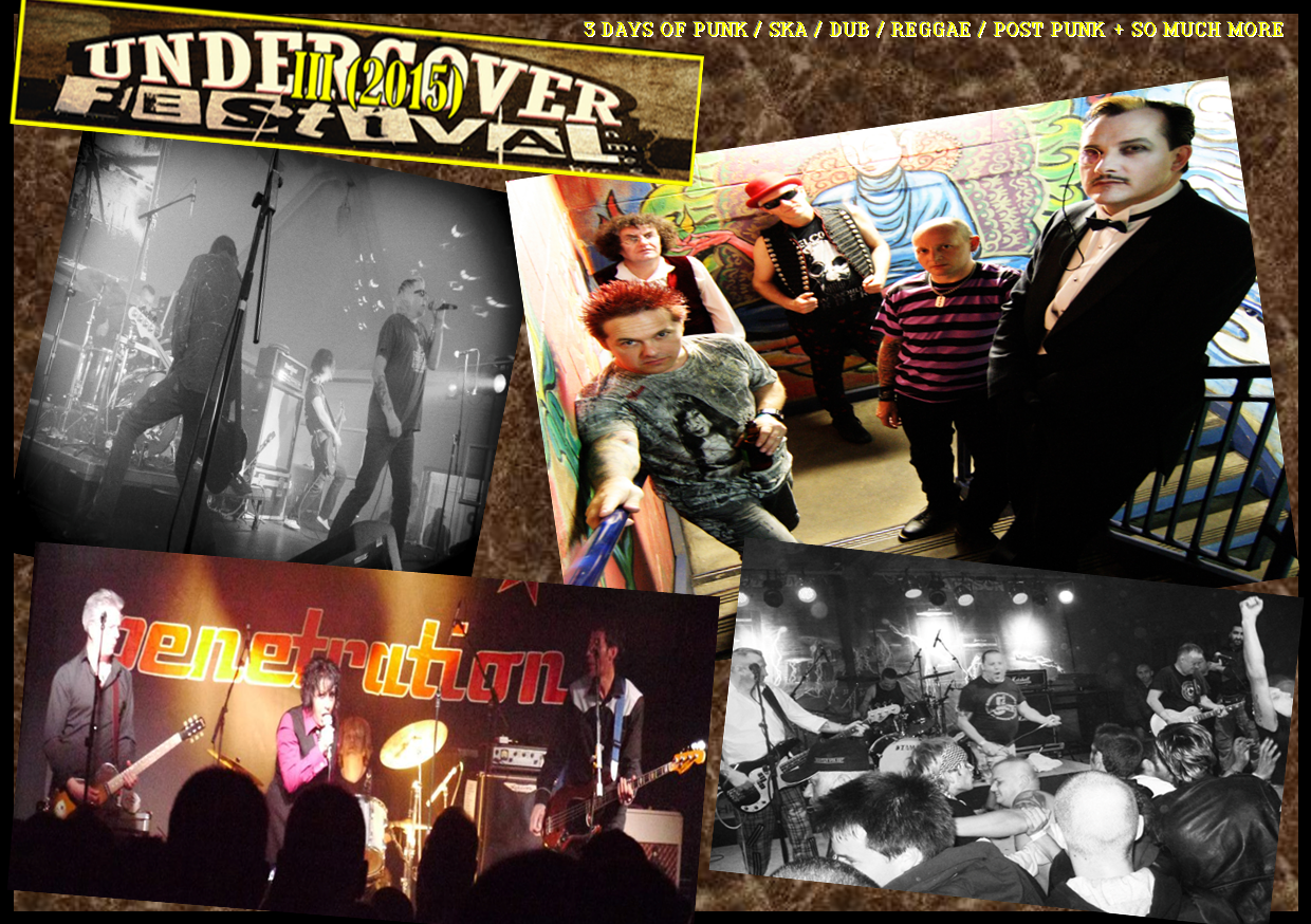 Undercover Festival III (2015)