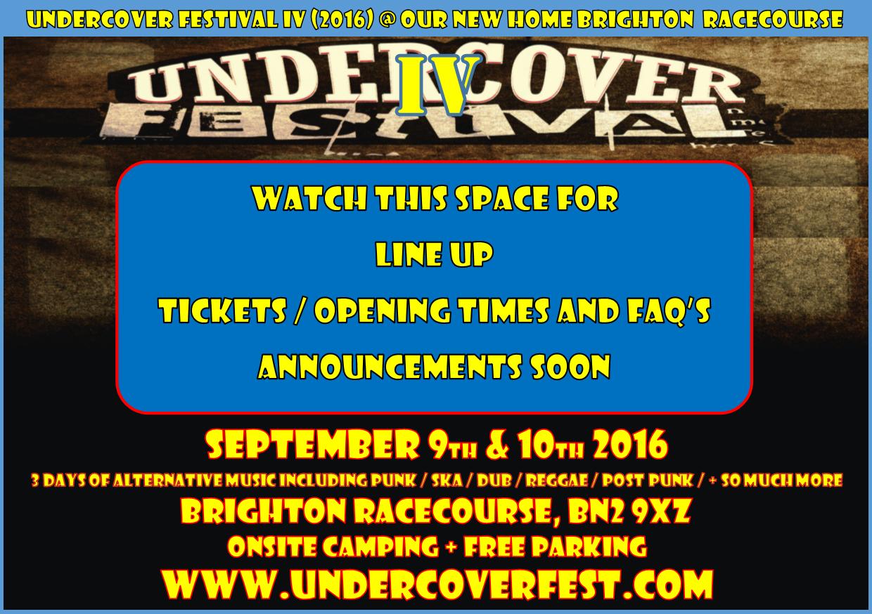 Undercover Festival III (2015)